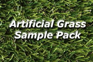 Artificial Grass Sample Pack