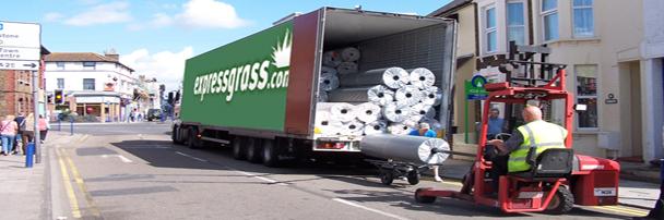 Distributor Lorry