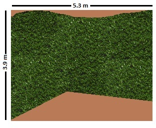 Artificial Grass Measurement