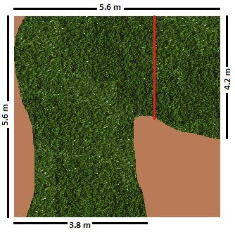 Artificial Grass Measurement 2